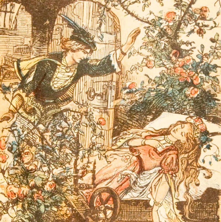 ай-мат-фоны иллюстрации к сказке шиповничек жену люби уважай